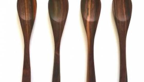 Wood Spoon image