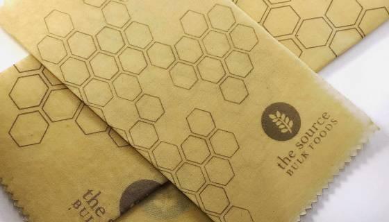 Beeswax Wraps image
