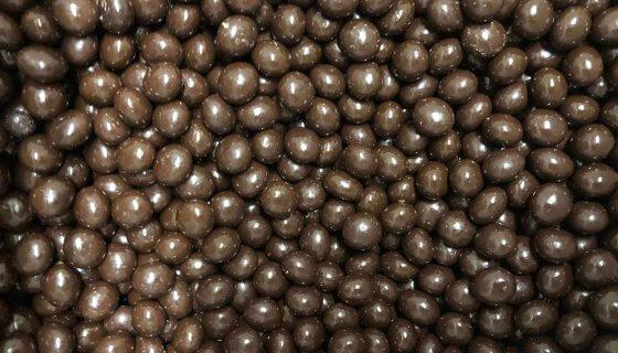 Dark Chocolate Coffee Beans image