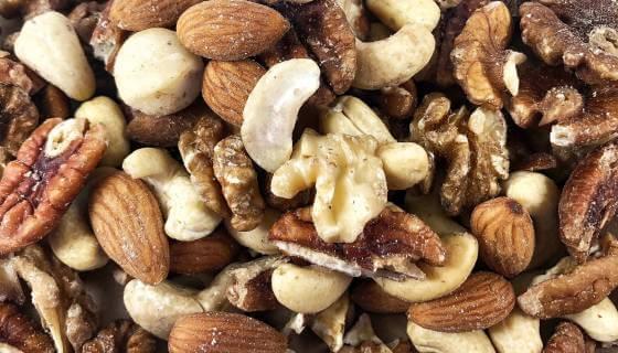 Organic Activated Kombucha Mixed Nuts image