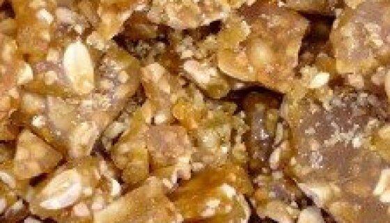 Peanut Brittle image