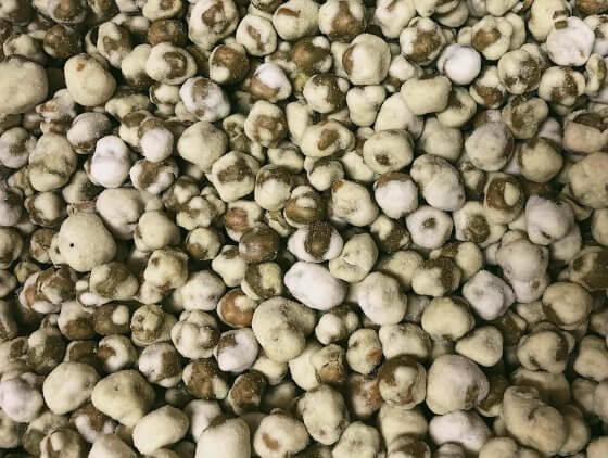 Wasabi Peas image