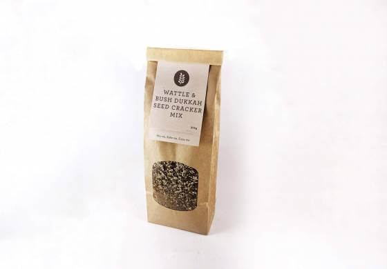 Wattle & Bush Dukkah Seed Cracker Mix image