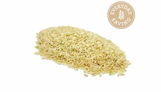 Biodynamic Medium Grain Brown Rice image