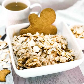 Gingerbread Porridge Recipe