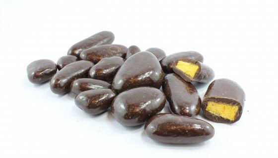 Dark Chocolate Freeze Dried Mango image