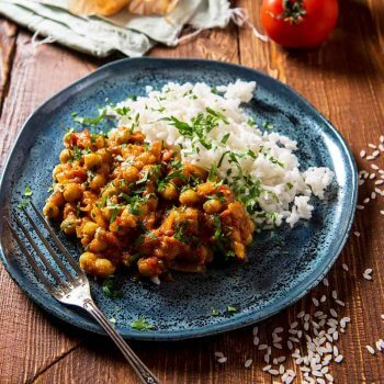 slow-cooker recipes chickpea and pumpkin