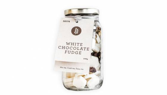 White Chocolate Fudge Mix image