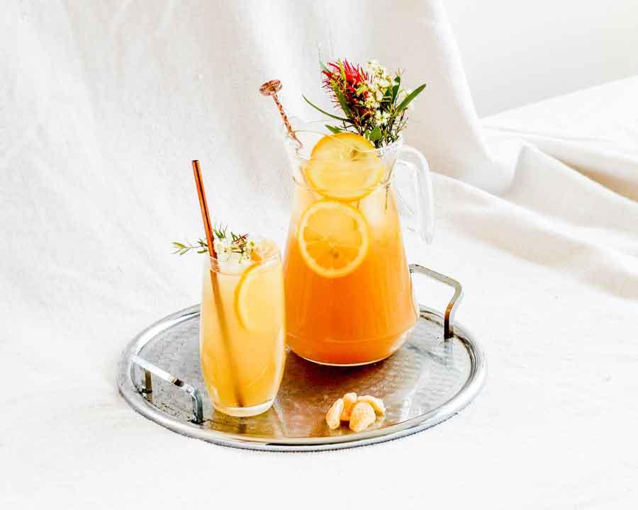 Botanical Iced Tea