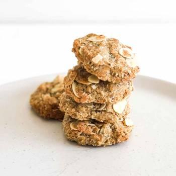 Gluten Free ANZAC Biscuits Recipe Image
