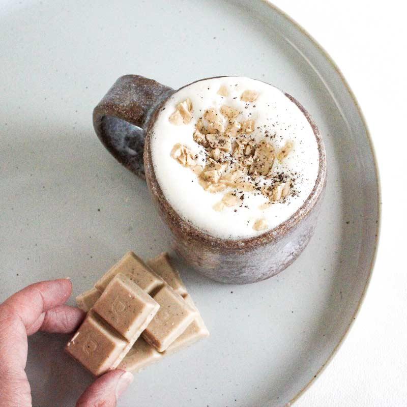 White Mylk Hot Chocolate