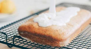 Lemon Poppy Seed Cake recipe by Bakeateasy