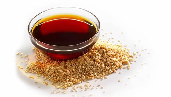 Organic Toasted Sesame Oil image