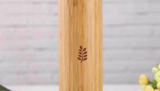 Bamboo Tea Flask 450ml image
